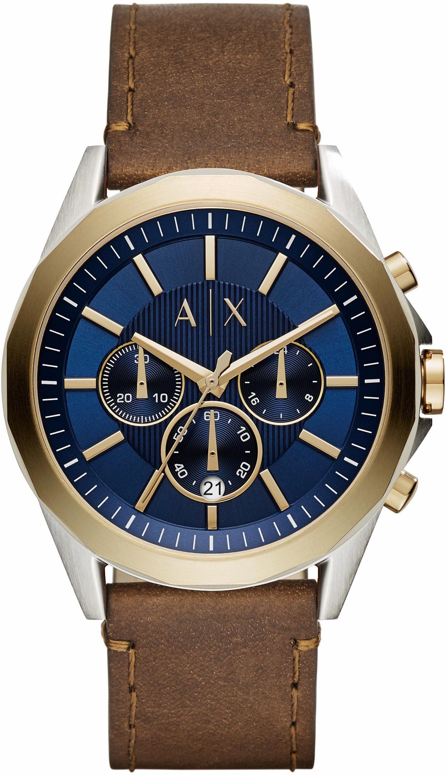 ARMANI EXCHANGE Chronograph »AX2612«