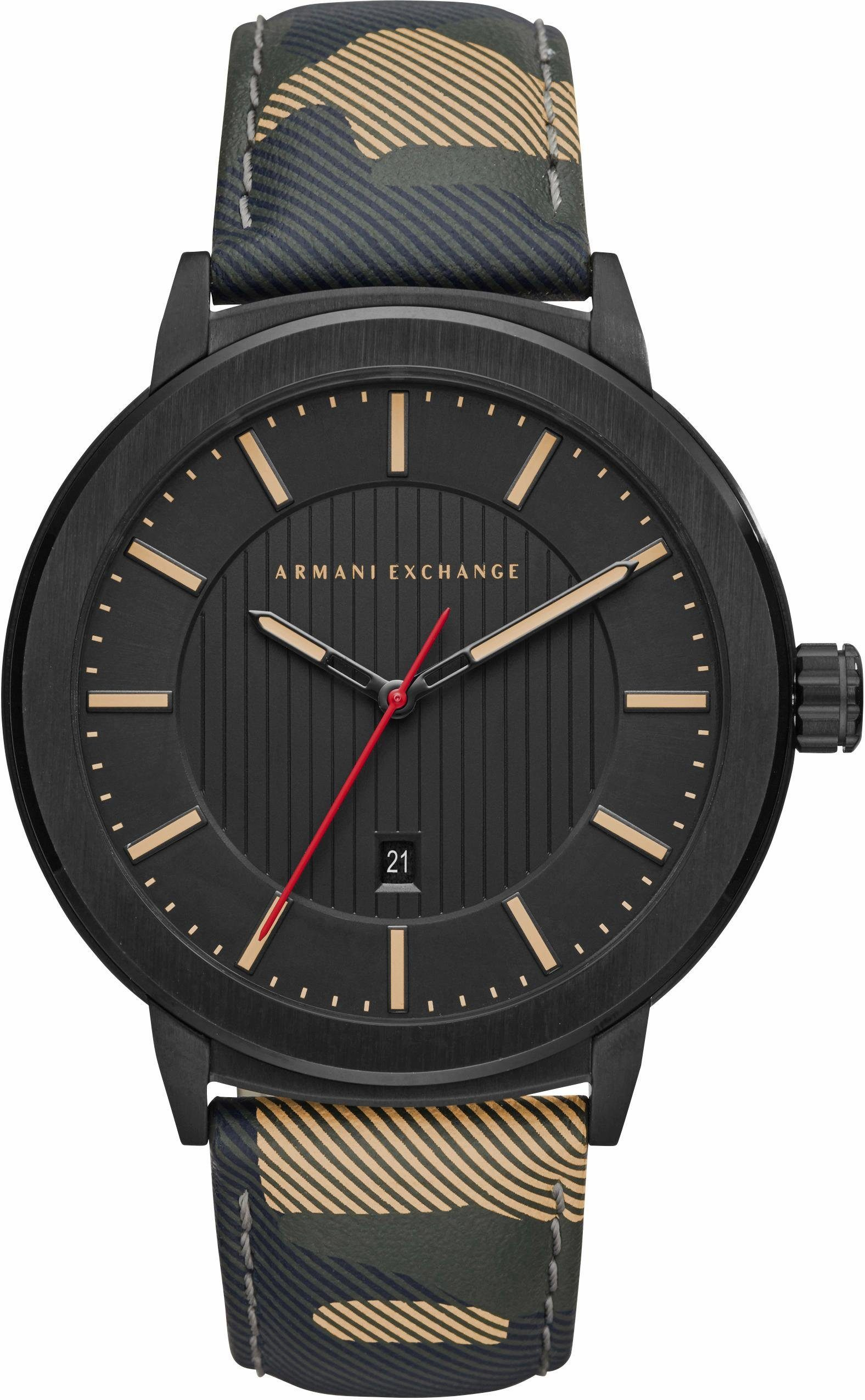 ARMANI EXCHANGE Quarzuhr »AX1460«