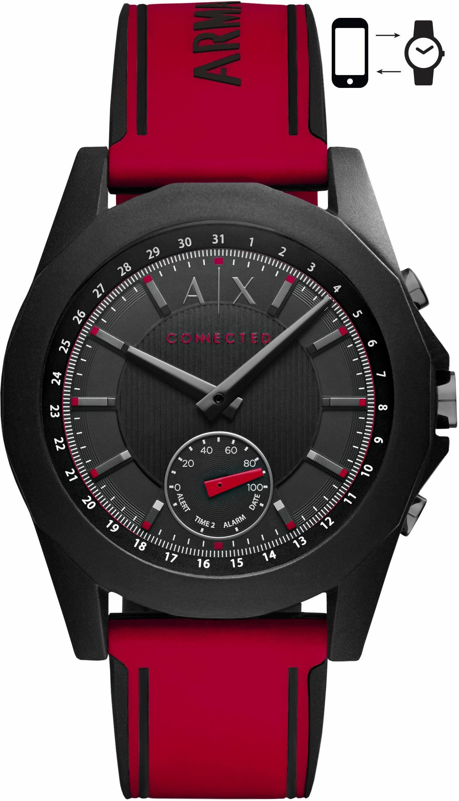 Armani Exchange Connected AXT1005 Smartwatch (Android Wear)