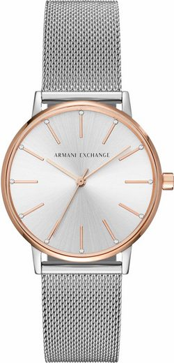 ARMANI EXCHANGE Quarzuhr »AX5537«