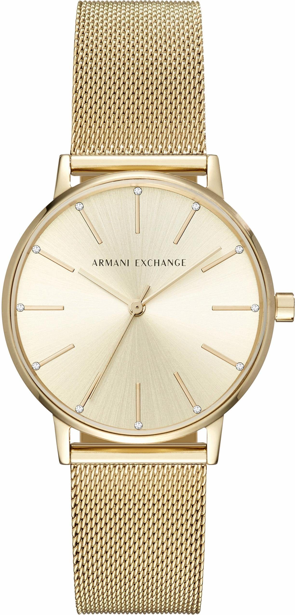 ARMANI EXCHANGE Quarzuhr »AX5536«