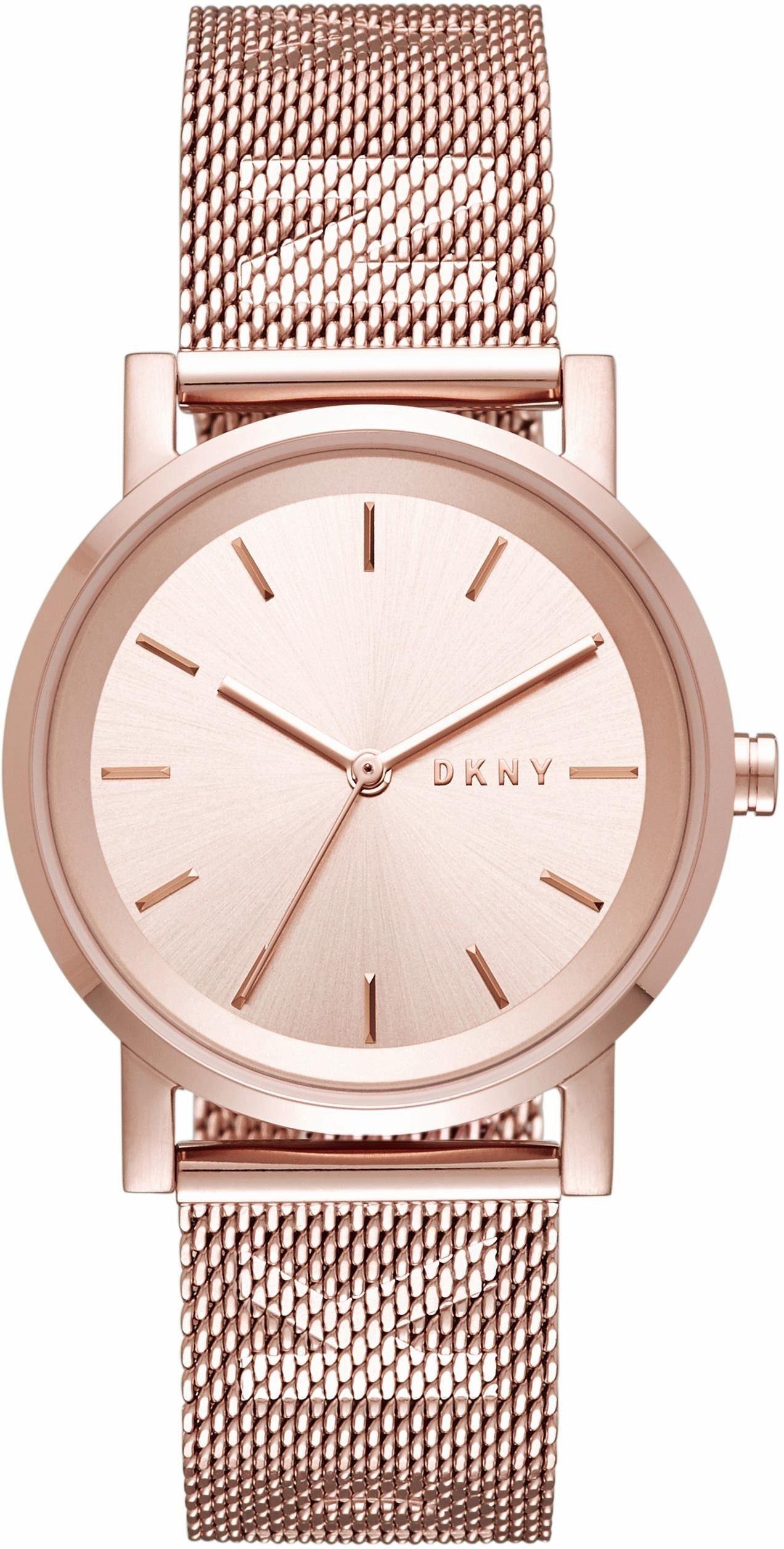DKNY Quarzuhr »SOHO, NY2622«
