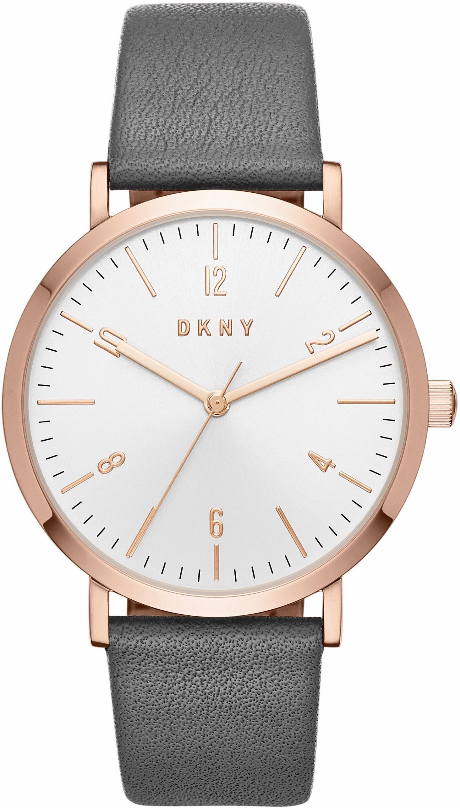 DKNY Quarzuhr »MINETTA, NY2652«