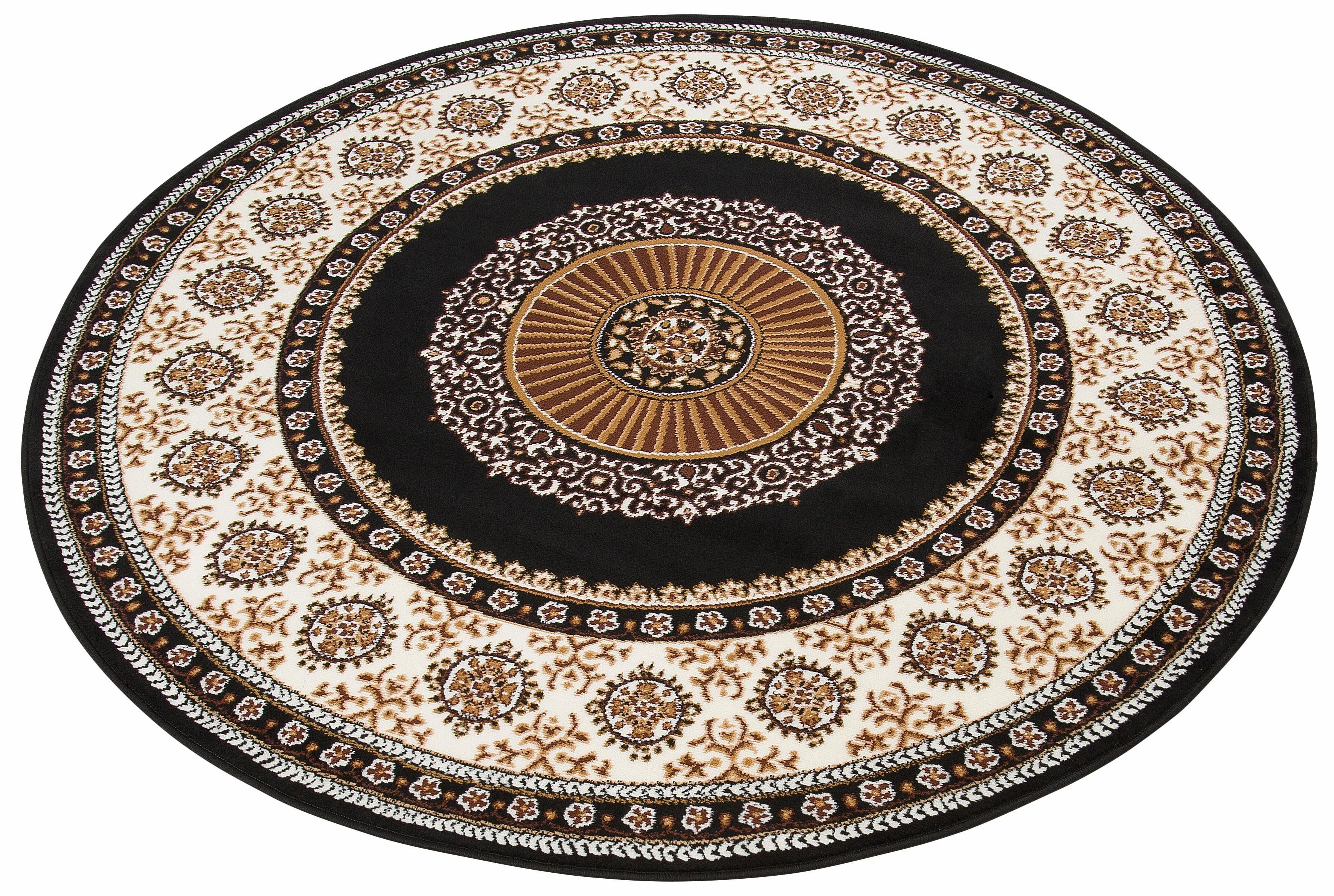 Teppich shari« my home rund höhe mm kaufen otto