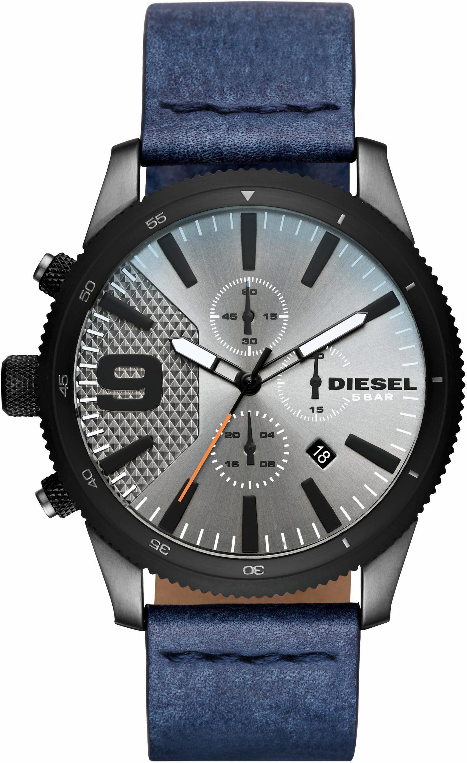 Diesel Chronograph »RASP CHRONO 46, DZ4456«