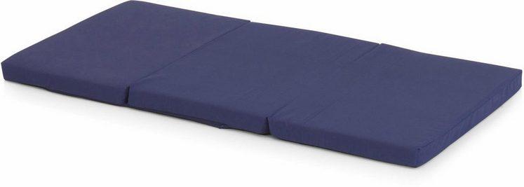 herlag reisebettmatratze 60x120 cm blau kaufen otto. Black Bedroom Furniture Sets. Home Design Ideas