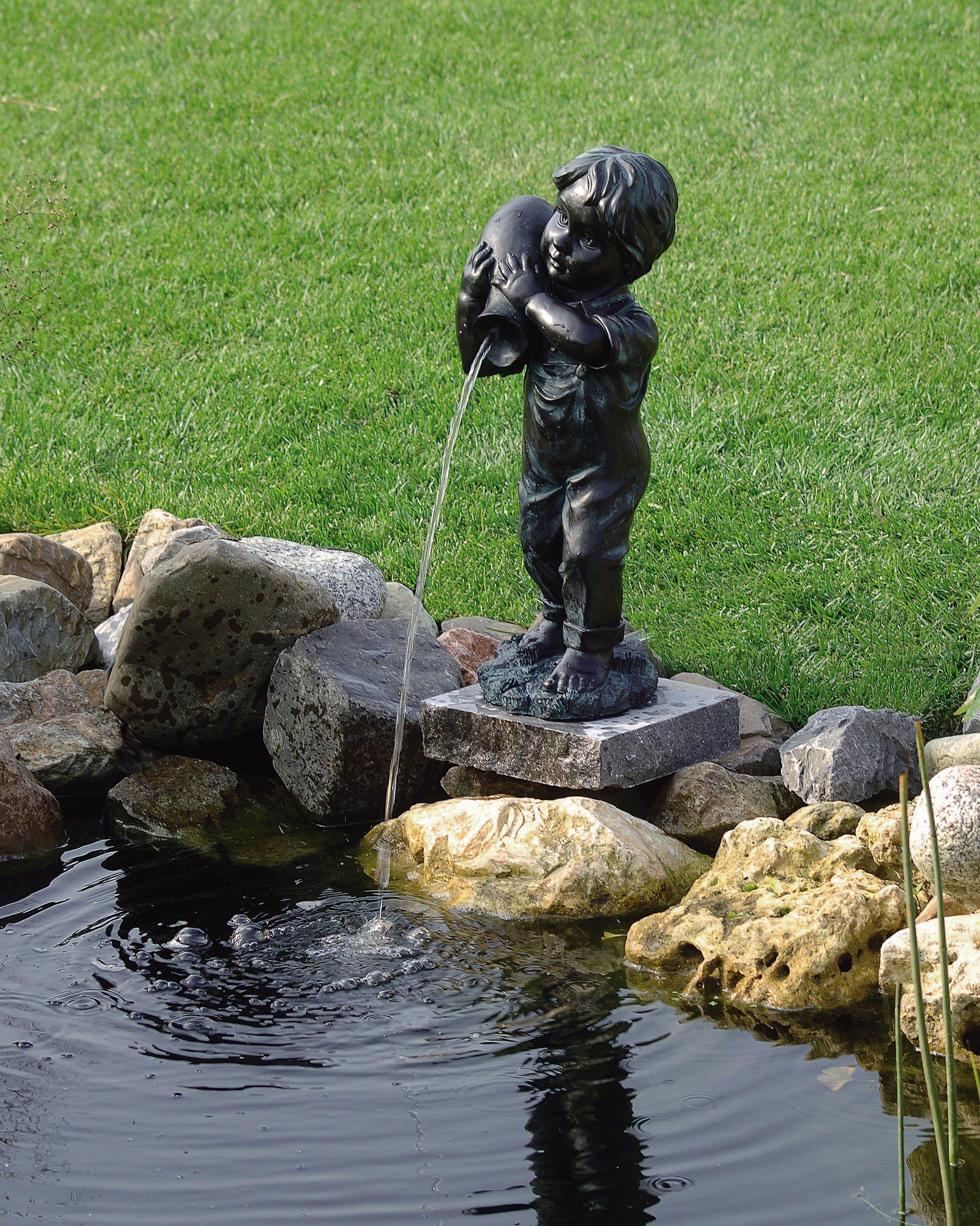 UBBINK Wasserspiel »Yannick«, B/T/H: 20/17/48 cm