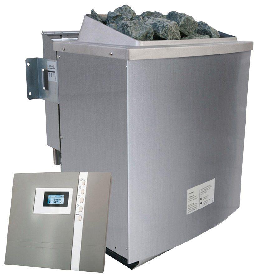 Bio-Kombiofen , 9 kW, mit ext. Steuerung