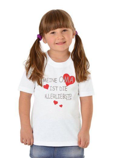 Trigema T-Shirt Omas Liebling