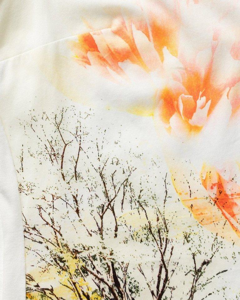 Highmoor Shirt mit Landschaftsdruck