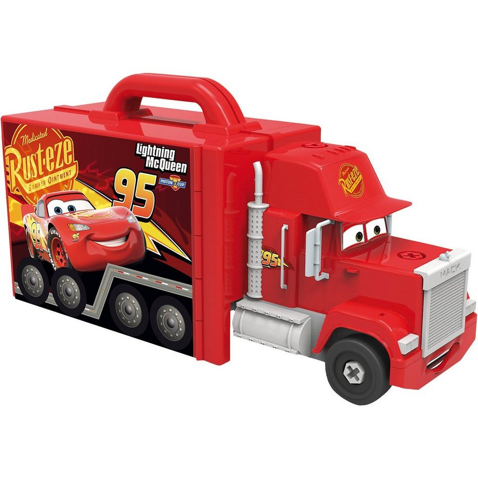 smoby cars mack truck online kaufen otto. Black Bedroom Furniture Sets. Home Design Ideas