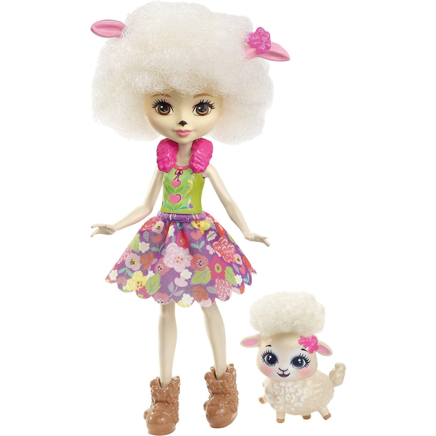 Mattel® Enchantimals Schafmädchen Lorna Lamb