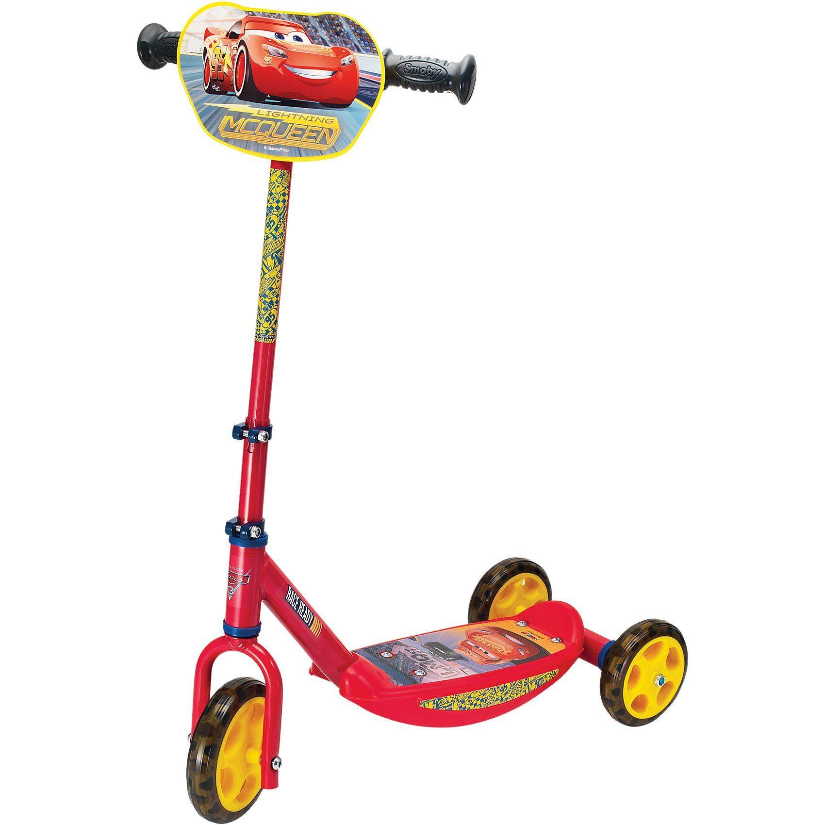 Smoby Cars Roller, 3 Räder