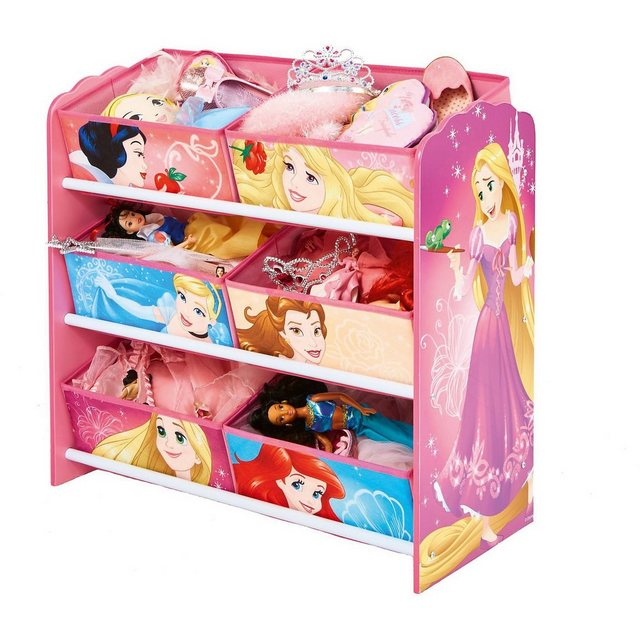Regale - WORLDS APART 6 Boxen Regal, Princess  - Onlineshop OTTO