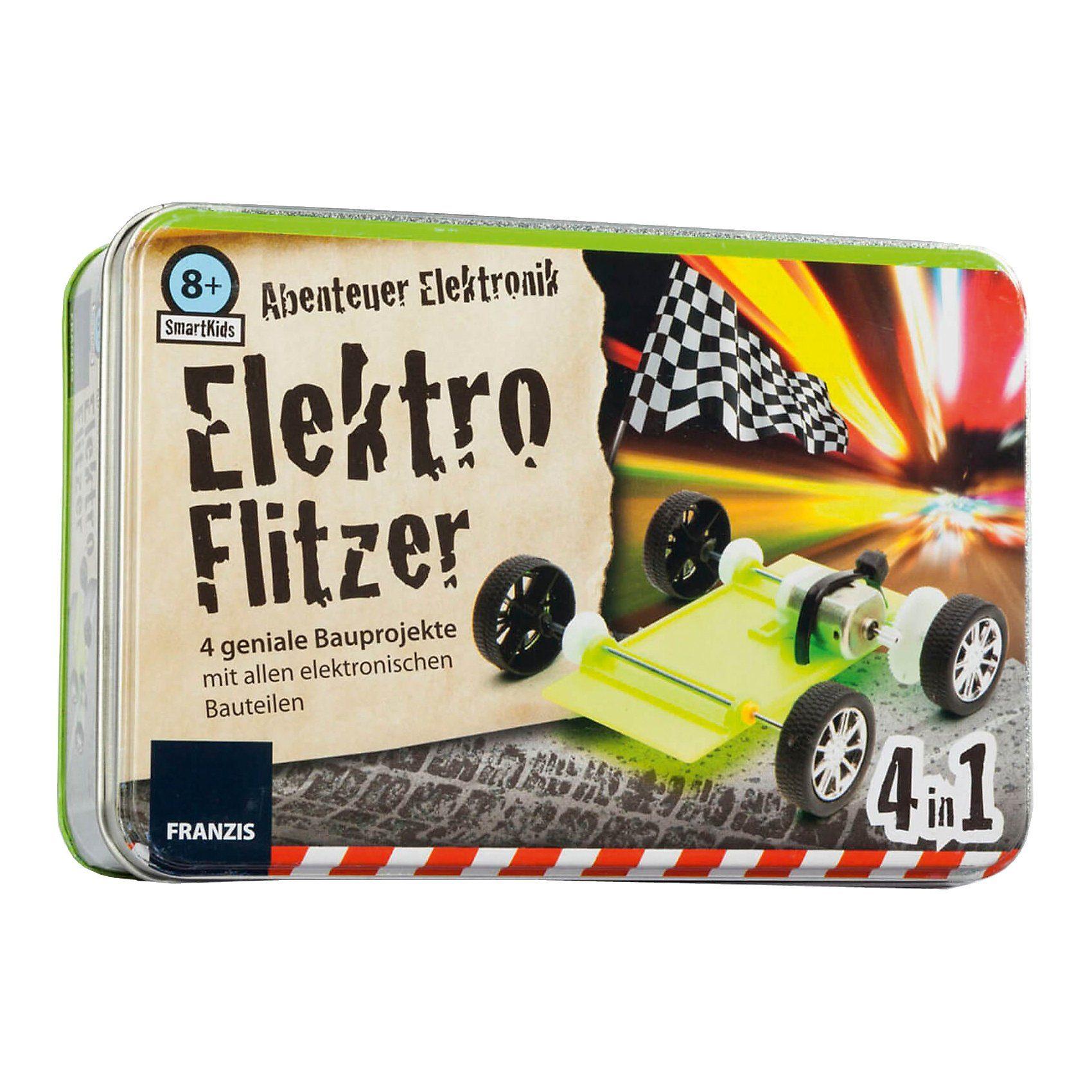 Abenteuer Elektronik - Elektroflitzer
