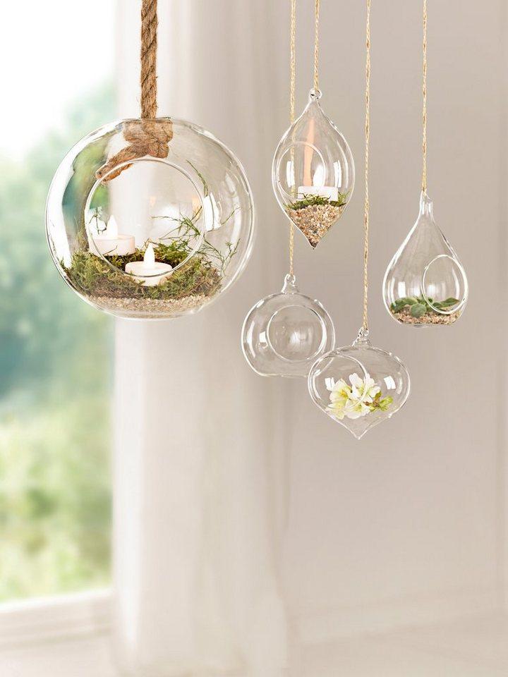 heine home glash nger deko h nger aus glas online kaufen otto. Black Bedroom Furniture Sets. Home Design Ideas