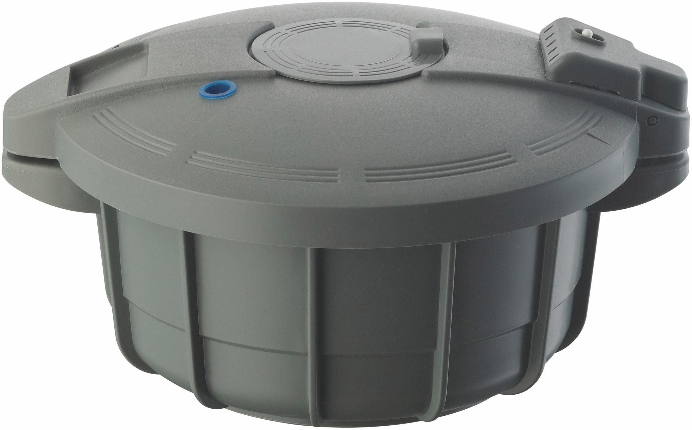 Prestige Schnellkochtopf, Kunststoff, für die Mikrowelle, 2,2 Liter
