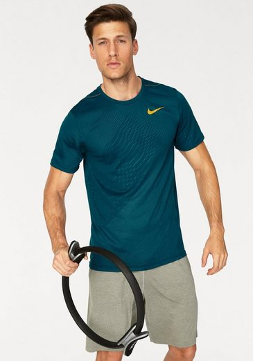Nike Funktionsshirt M NIKE LEGEND TOP SHORTSLEEVE TECH EMB
