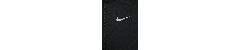 Nike Laufshirt WOMEN NIKE TOP CORE HALFZIP MID, mit Daumenlöchern
