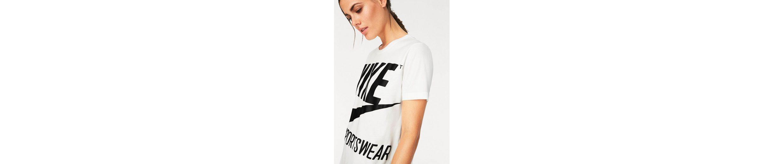 Nike Sportswear T-Shirt WOMEN NSW TEE BRS Grau-Outlet-Store Online Spielraum Authentisch Billig Verkauf Empfehlen Rabatt 2018 Unisex 7PDFWkK