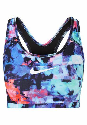 Nike Sport-BH NIKE PRO CLASSIC SWOOSH BRA FLOWER JAM