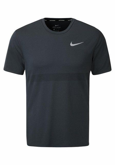Nike Laufshirt »MEN NIKE ZNL RELAY TOP SHORTSLEEVE« | Sportbekleidung > Sportshirts > Laufshirts | Grau | Nike