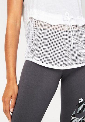 Nike Sportswear Tanktop WOMEN NSW TANK SWOOSH MESH