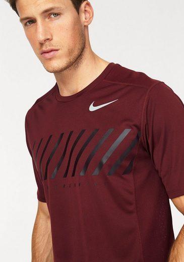 Nike Laufshirt M NIKE DRY MILER TOP SHORTSLEEVE SSNL GX