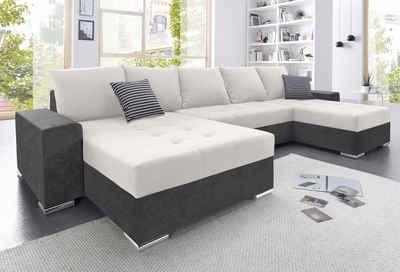 Couch u form 3m  Wohnlandschaft online kaufen » Sofa in U-Form | OTTO