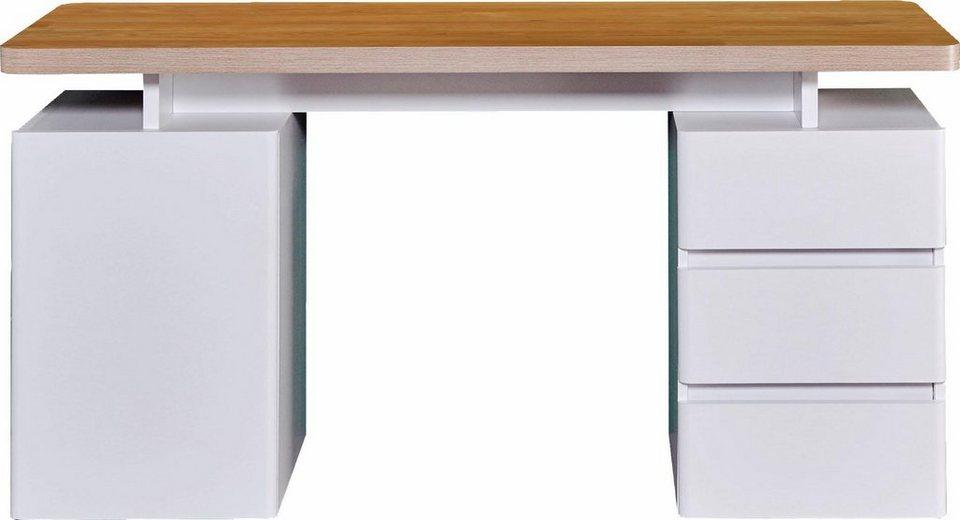 jahnke schreibtisch cu libre c 250 online kaufen otto. Black Bedroom Furniture Sets. Home Design Ideas