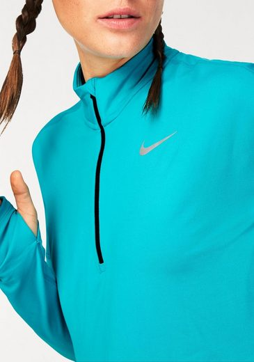 Nike Laufshirt Women Nike Dry Element Top Halfzip