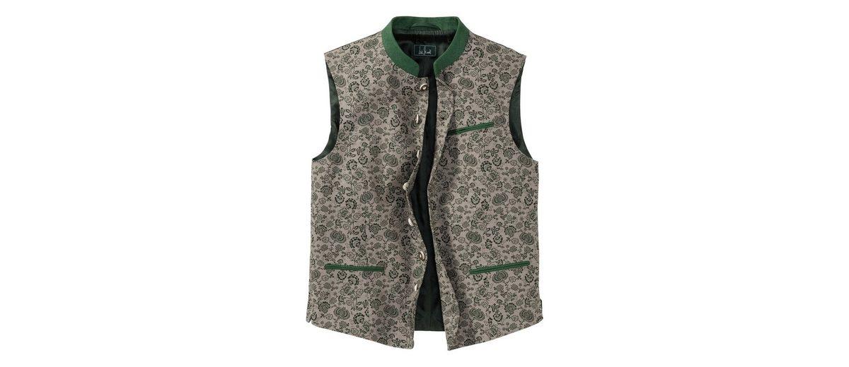 Mode-Stil Günstiger Preis Luis Steindl Weste aus Schilfleinen Auslass Manchester Großer Verkauf Freies Verschiffen Wirklich 0nb151rNZ