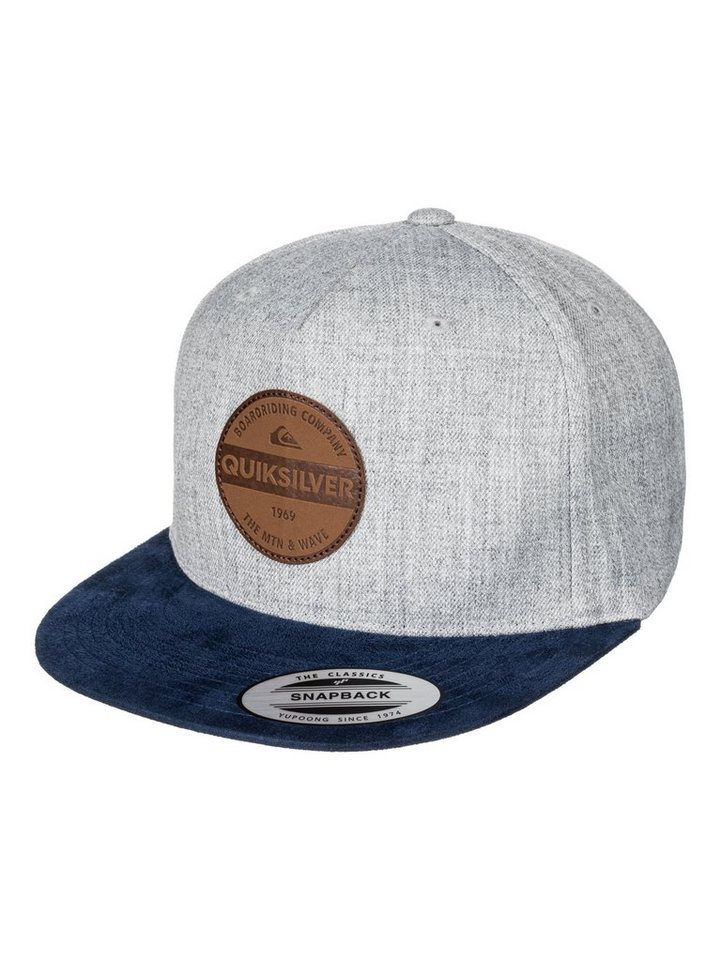 quiksilver snapback cap pier pressure kaufen otto. Black Bedroom Furniture Sets. Home Design Ideas