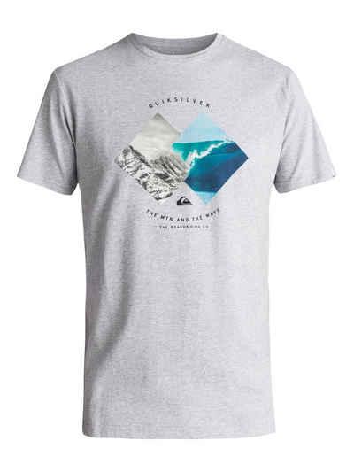 Quiksilver T-Shirt »Classic Pleasure Zone« Sale Angebote Gastrose-Kerkwitz