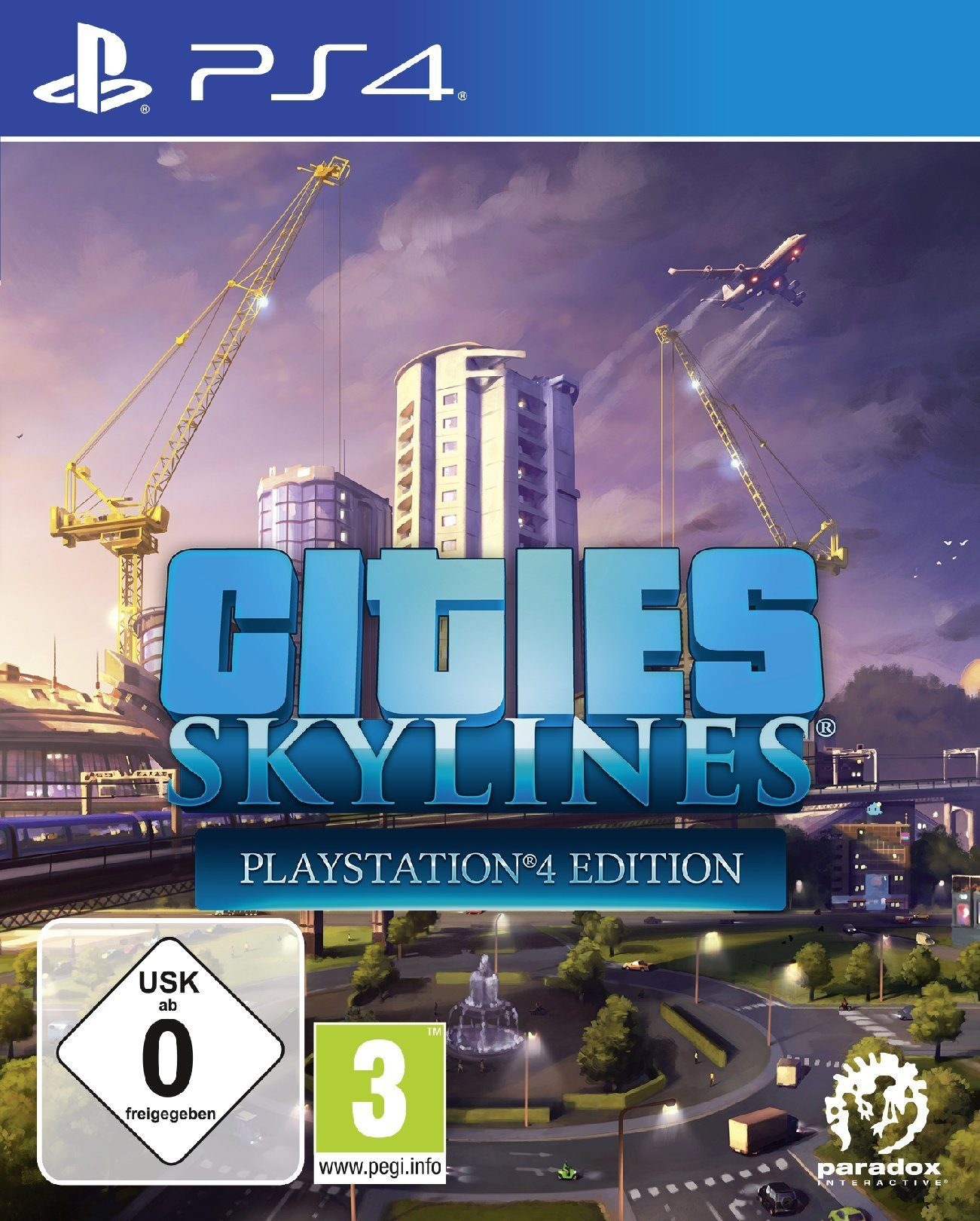 Koch Media Cities: Skylines »PS4«