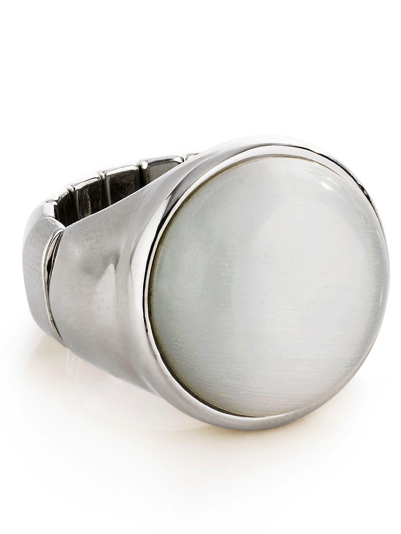 Alba Moda Ring mit elastischem Einsatz