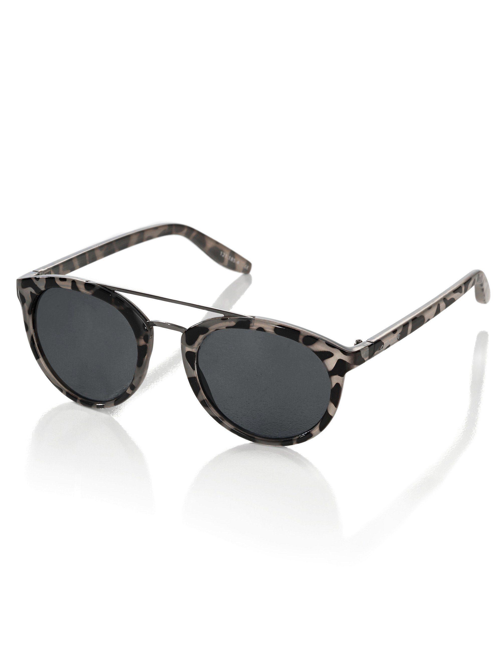 Sonnenbrille Alba Moda transparent grau eK3259AOM