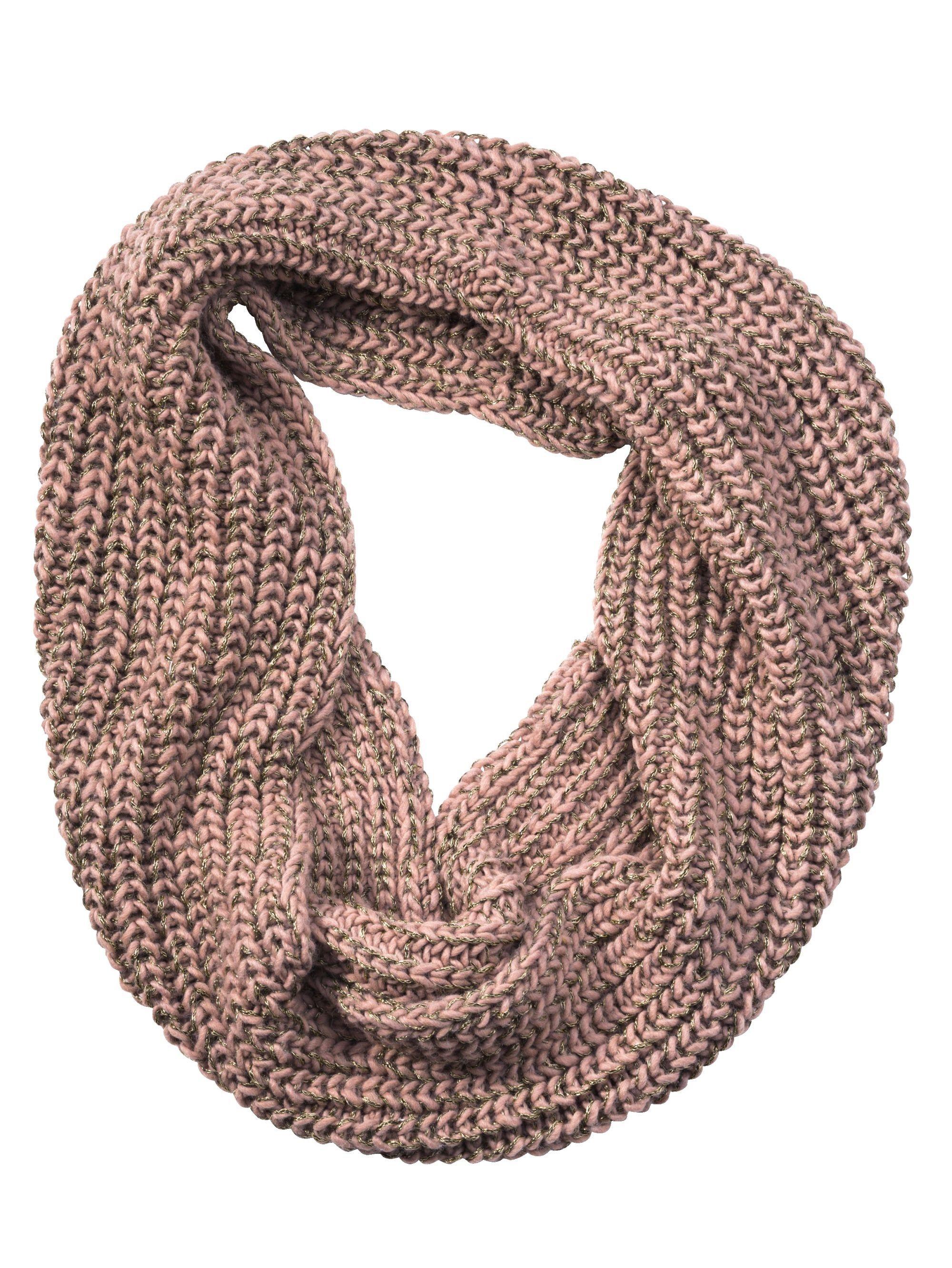 Alba Moda Loop in winterwarmer Qualität | Accessoires > Schals & Tücher > Loops | Polyacryl - Wolle - Viskose - Polyamid | Alba Moda