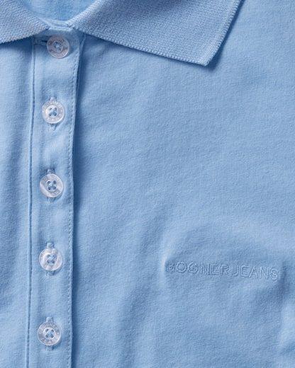 Bogner Jeans Shirt mit Polokragen