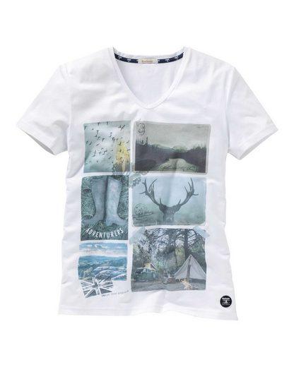 Barbour T-Shirt Brae Postcard