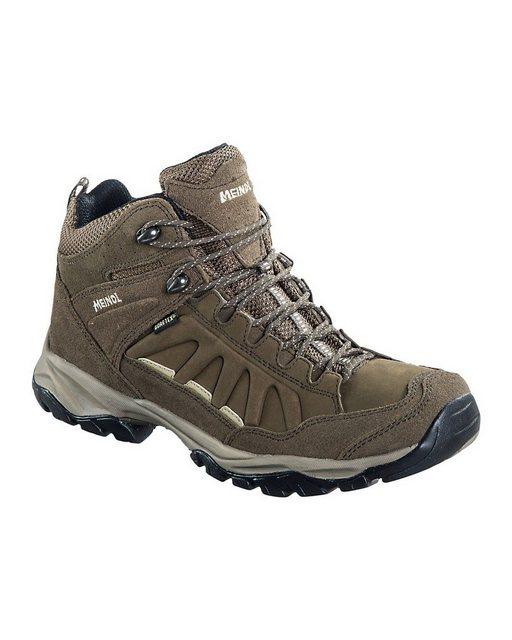 Meindl Trekkingstiefel Nebraska Lady Mid GTX®   Schuhe > Outdoorschuhe   Braun   Meindl