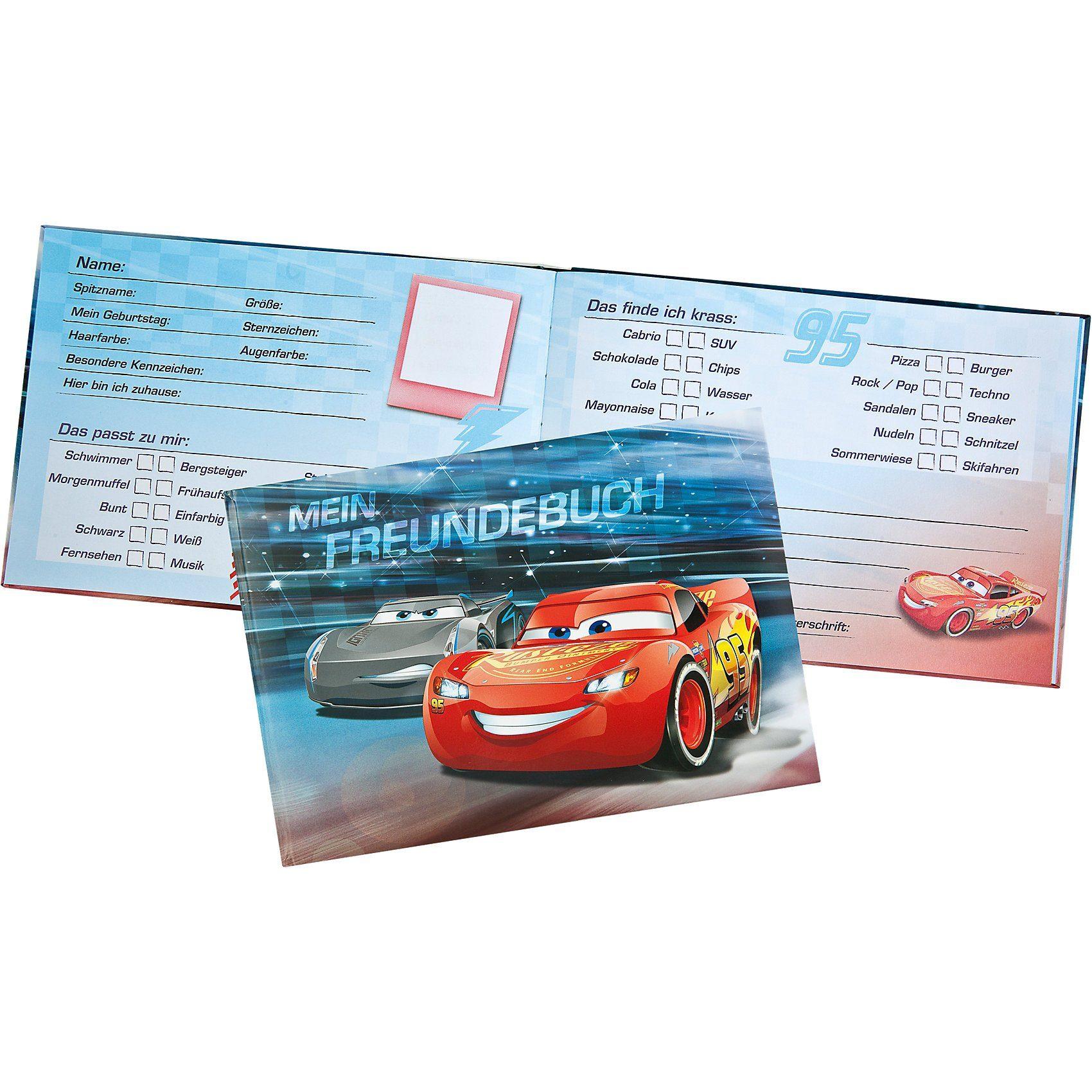 UNDERCOVER Freundebuch A5 quer Cars