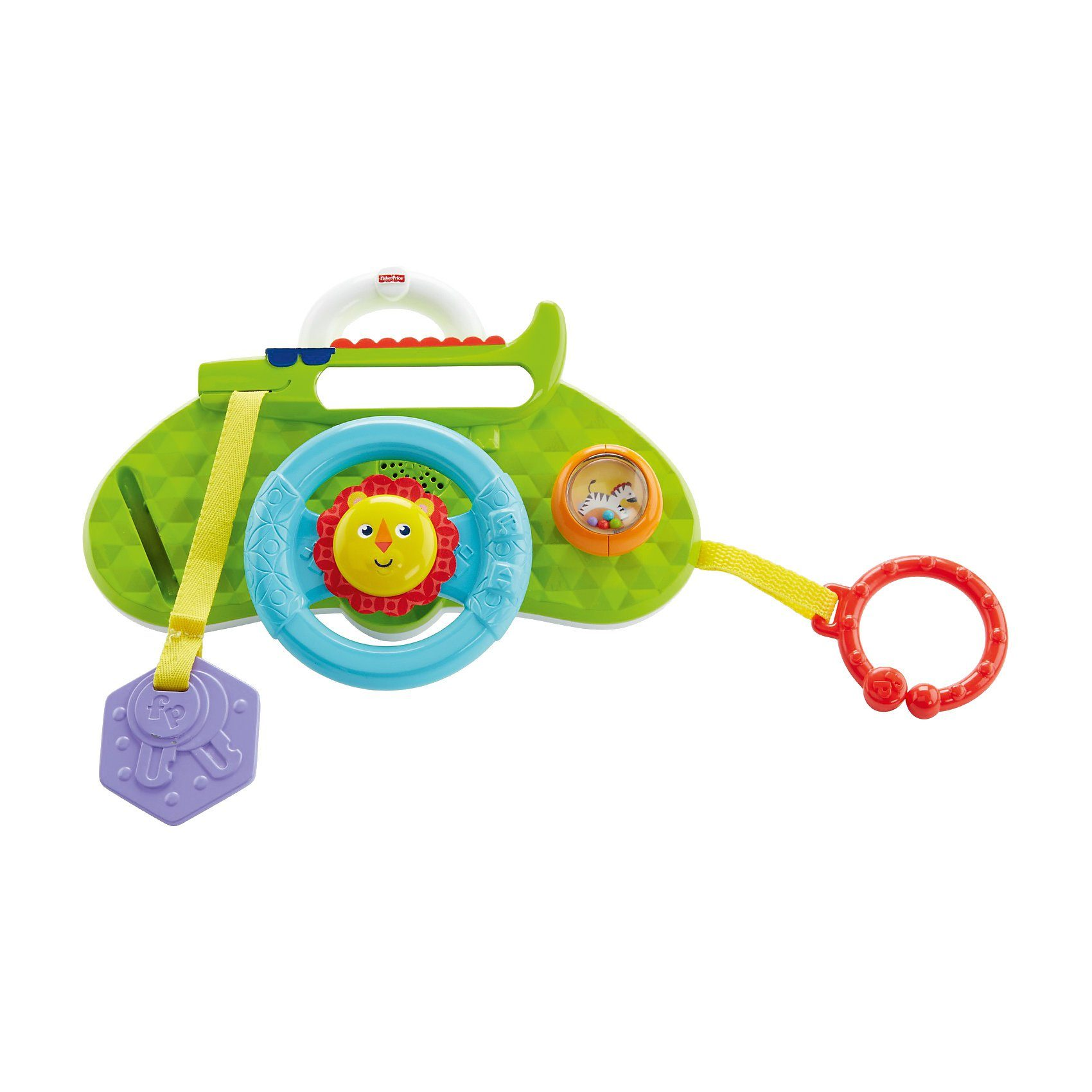 Mattel Fisher-Price Rainforest Musik-Lenkrad