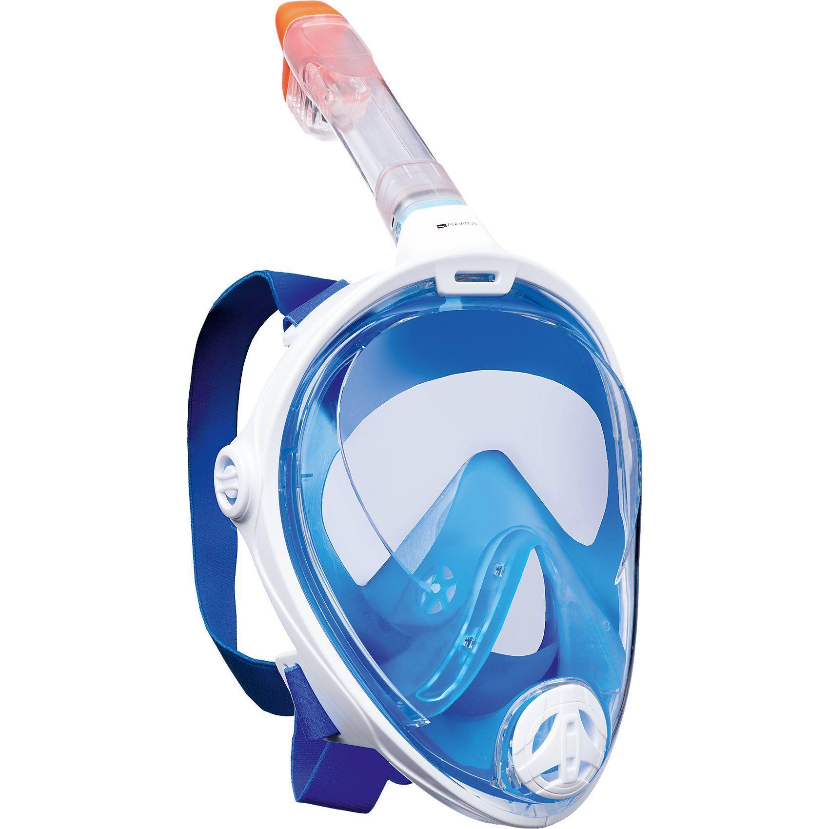 Tauchermaske Full Face Mask, Größe L/XL