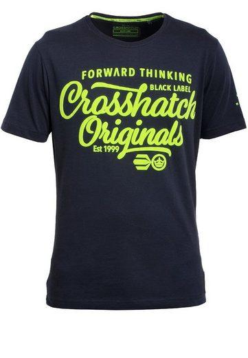 CROSSHATCH T-Shirt Pendelton