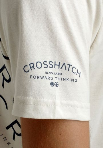 Crosshatch T-shirt Leeroy