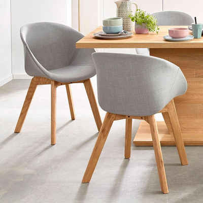 Bunte Holzstühle stuhl mit armlehnen kaufen otto