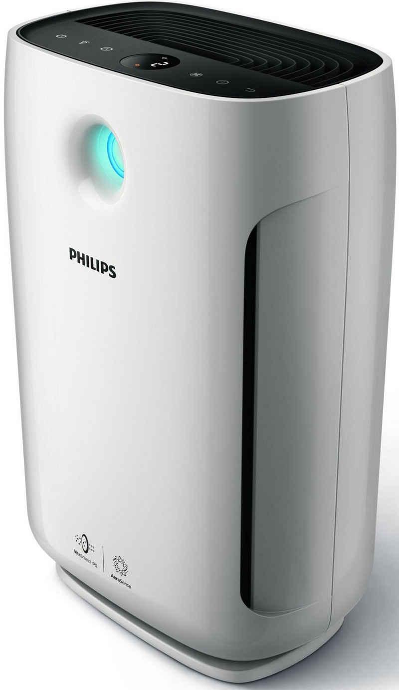 Philips Luftreiniger AC2889/10 2000 Series, für 79 m² Räume, Allergiemodus, App steuerbar