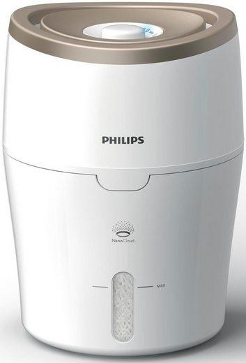 Philips Luftbefeuchter HU4811/10 2000 Series, mit NanoCloud-Technologie, für Babys und Kinder