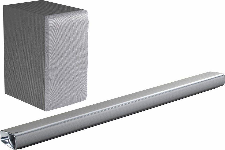 lg sj6 soundbar hi res multiroom bluetooth wifi spotify online kaufen otto. Black Bedroom Furniture Sets. Home Design Ideas